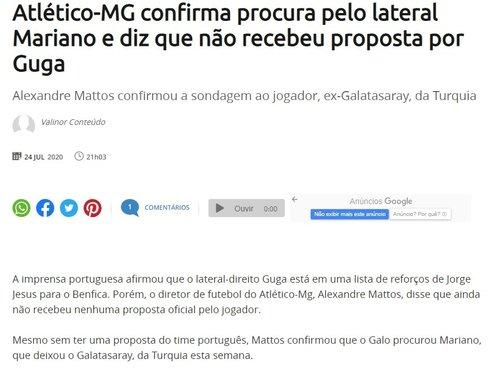 marianonun yeni takimi belli oluyor resmi aciklama 1595669517648 - Mariano'nun yeni takımı belli oluyor! Resmi açıklama...