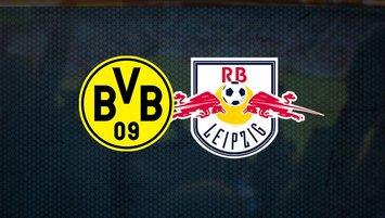 Borussia Dortmund Leipzig maçı saat kaçta hangi kanalda canlı yayınlanacak?