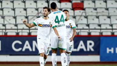 Fraport TAV Antalyaspor 0-2 Aytemiz Alanyaspor (MAÇ SONUCU - ÖZET)