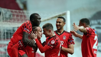 Besiktas move to Turkish Cup final with extra time goal