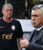 Transeferi Terim bitirecek! Ancelotti'yi aradı...