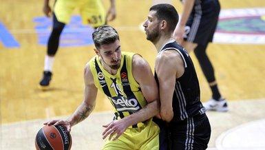 Fenerbahçe Beko - ASVEL: 81-59 (MAÇ SONUCU - ÖZET)