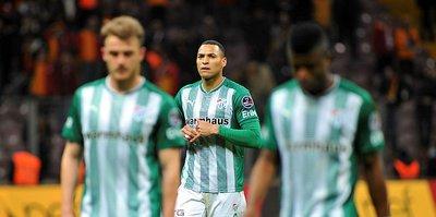 Bursaspor, kritik maçta