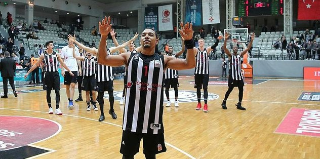 Beşiktaş'tan rahat galibiyet