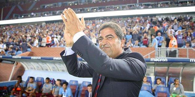 Trabzonspor'da Ünal Karaman: Taraftara bayram hediyesi oldu