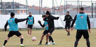 Eskişehirspor'u eksiklikler zorluyor