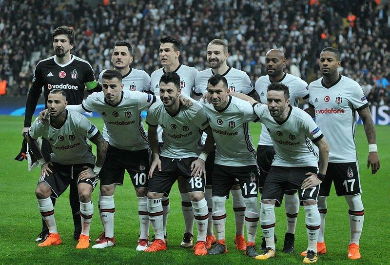 Beşiktaşın kasası doldu taştı
