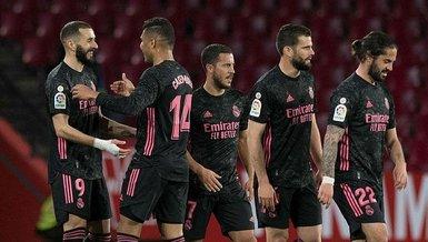 Granada Real Madrid 1-4 (MAÇ SONUCU - ÖZET)