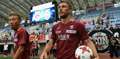 Lukas Podolski Köln'e dönüyor