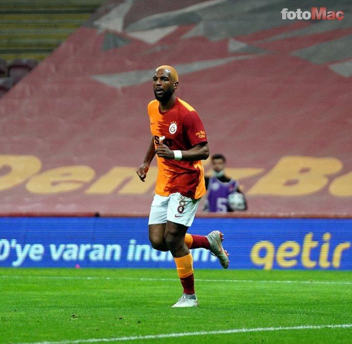 Son dakika Galatasaray haberi: Galatasaray'da sürpriz Ryan Babel kararı! Ayrılıyor derken...