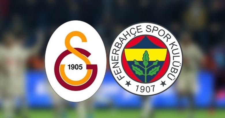 Galatasaray ve Fenerbahçe'nin sol bek yarışı!