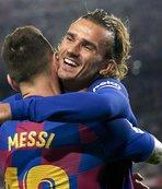 Griezmann'dan dikkat çeken Messi sözleri: Utangaç...