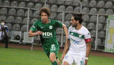 Giresunspor 0-1 Bursaspor   MAÇ SONUCU