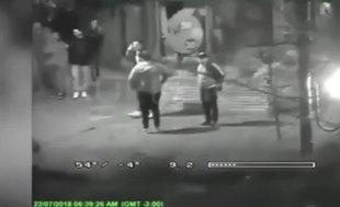 Arjantinli kaleci kalbinden bıçaklandı!