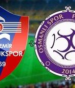 Karabükspor - Osmanlıspor   CANLI