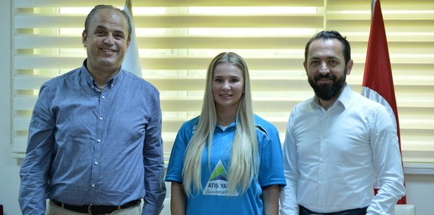 Bursa BB masa tenisinde, Noskova'yı kadrosuna kattı