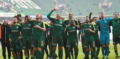 Bursaspor'da, gözler Fenerbahçe maçına çevrildi