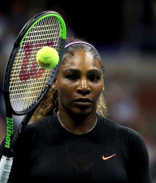 """Serena Williams'tan corona virüsü açıklaması! """"Deliriyorum"""""""