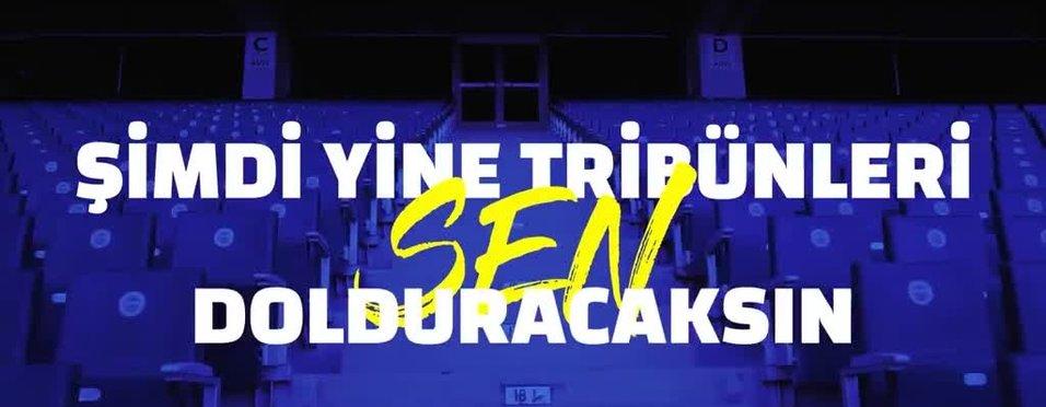 Fenerbahçe'den dev proje! Dolu tribünlere karşı oynayacak