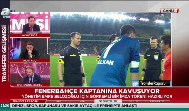 Fenerbahçe kaptanına kavuşuyor | Video