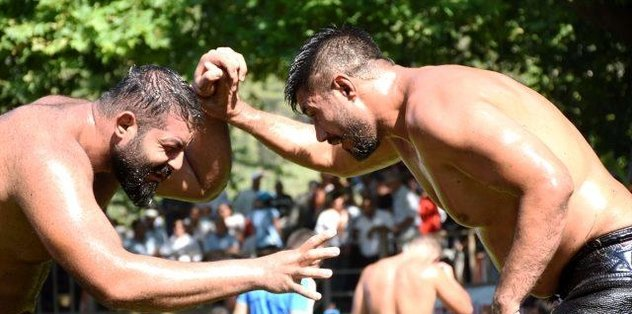 27. Menteşe Beşpınar Yağlı Güreşleri