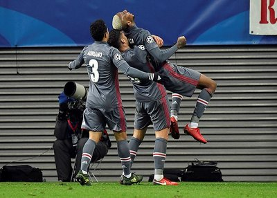 Leipzig - Beşiktaş maçı capsleri