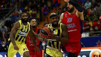 Fenerbahçe Beko deplasmanda kayıp!