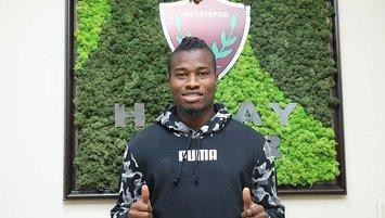 Hatayspor'a Lyon'dan transfer!