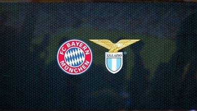 Bayern Münih Lazio | CANLI Şampiyonlar Ligi maçı