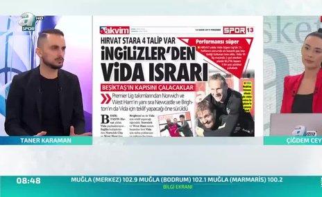 Vida Beşiktaş'tan ayrılıyor mu?