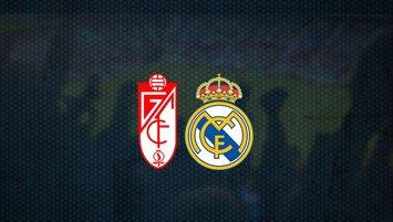 Granada - Real Madrid maçı saat kaçta ve hangi kanalda?