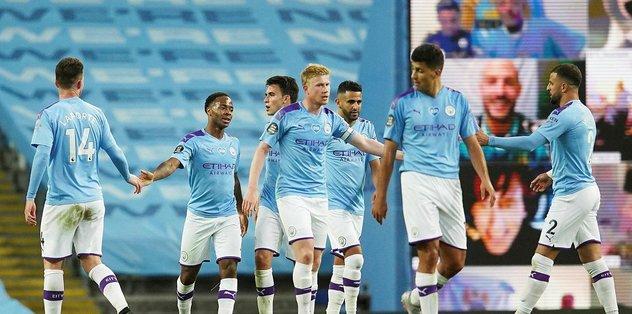 Manchester City 4-0 Liverpool | MAÇ SONUCU
