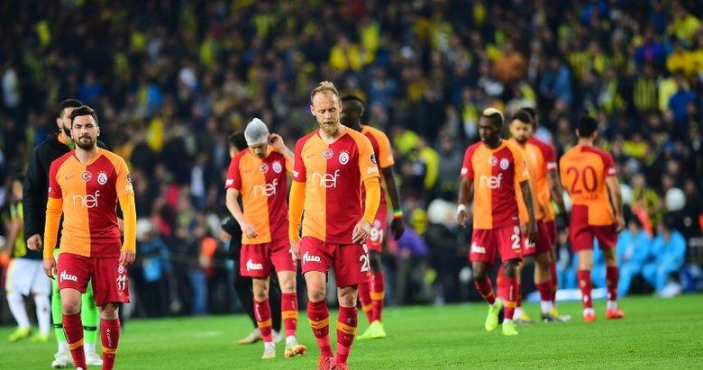 Galatasaray'dan olay paylaşım! İşte isyan edilen maçlar