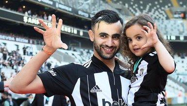 Son dakika spor haberleri: Rachid Ghezzal'dan Beşiktaş'a sevindirici haber!
