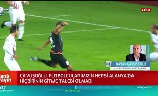 Hasan Çavuşoğlu'ndan play-off değerlendirmesi