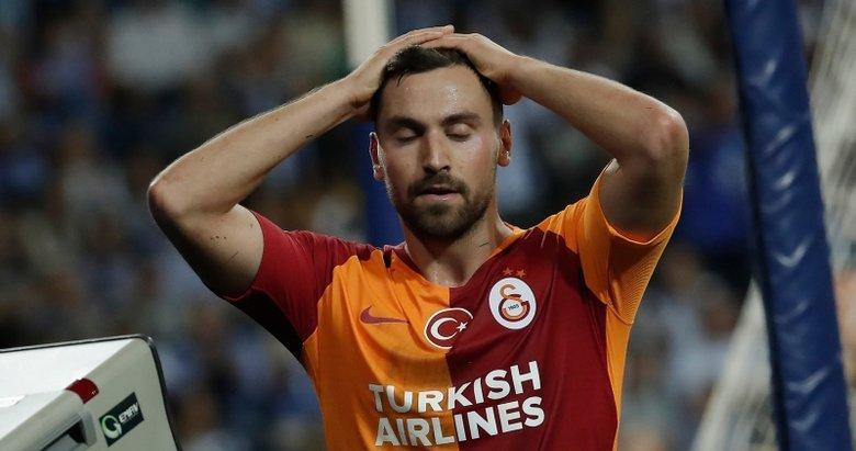 Sinan Gümüş Galatasaray'ın teklifini reddetti!
