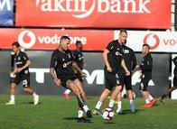 Beşiktaş'ın Trabzonspor kadrosu belli oldu!