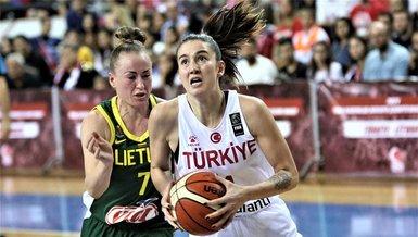 A Milli Kadın Basketbol Takımı'nın aday kadrosu açıklandı!