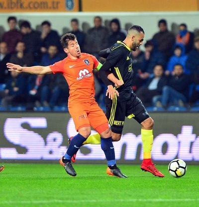 Medipol Başakşehir - Yeni Malatyaspor maçından kareler!