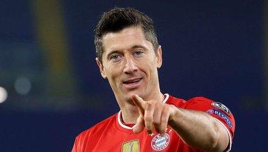Son dakika spor haberi: Lewandowski'den kötü haber! Dört hafta sahalardan uzak kalacak