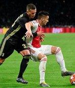 Ajax Juventus'a geçit vermedi!