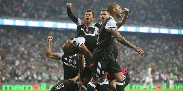 19.00 I Gaziantepspor-Beşiktaş