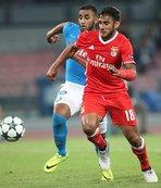 Salvio 2022'ye kadar Benfica'da