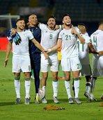 Cezayir çeyrek finalde