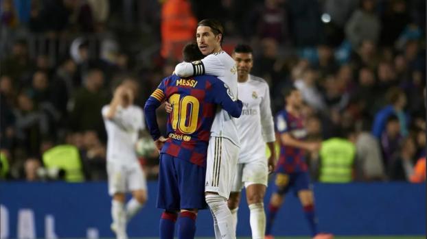 Son dakika transfer haberleri   Sergio Ramos: Messi ile PSG'de oynamak isterim!