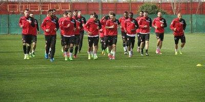 Gençlerbirliği'nde Kayserispor maçı hazırlıkları başladı
