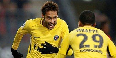 Neymar, Belçika'dan sürpriz bekliyor