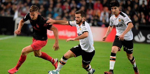 Valencia 2-2 Atletico Madrid | MAÇ SONUCU