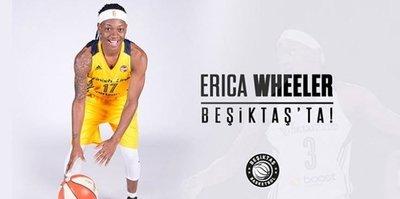 Erica Wheeler Beşiktaş'ta