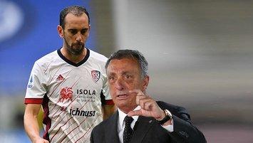Ahmet Nur Çebi'den Diego Godin kararı!